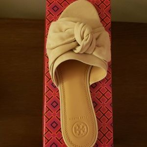 Tory Burch Bow Slide